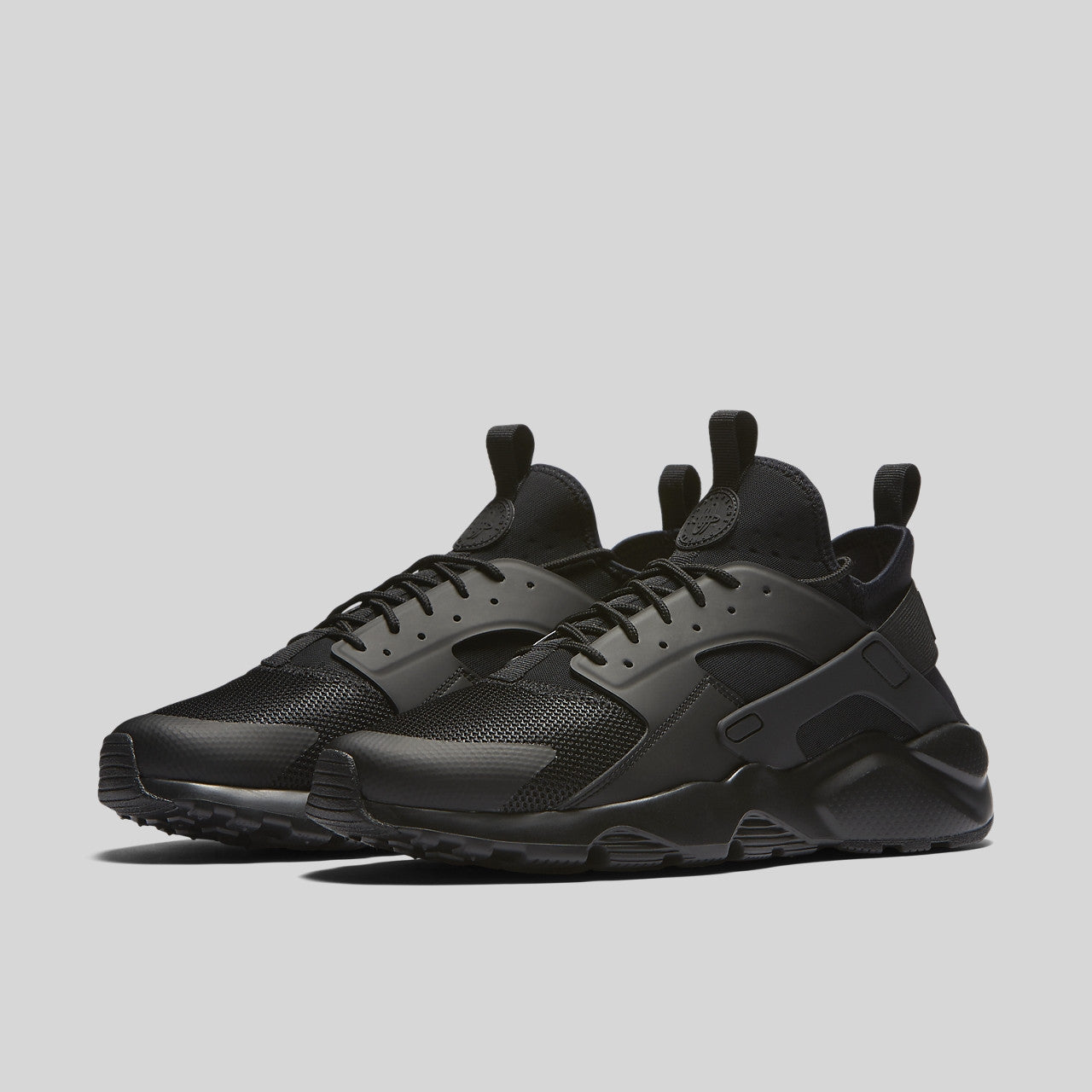 Nike Air Huarache Run Ultra Triple Black
