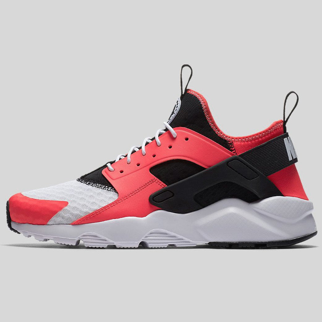 abddaf334de1 Nike Air Huarache Run Ultra Siren Red Black White Anthracite (819685-603)