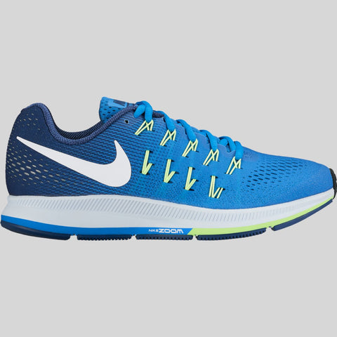 Nike Wmns Air Zoom Pegasus 33 Fountain Blue White Coastal Blue (831356-403)