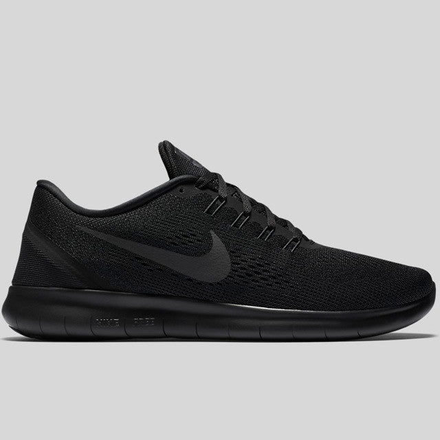 nike free black anthracite