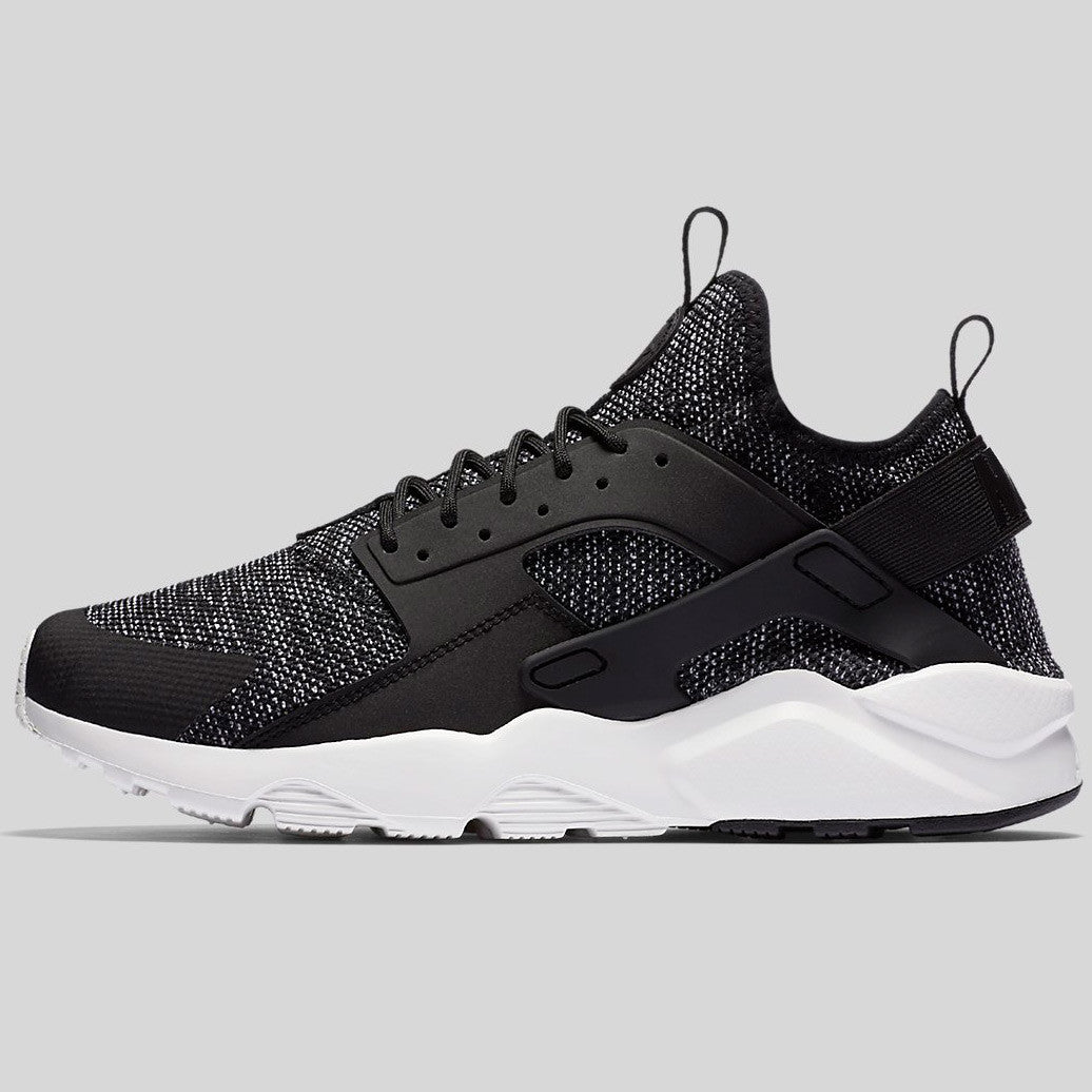 Nike Air Huarache Run Ultra BR Black Summit White (833147-003) | KIX ...