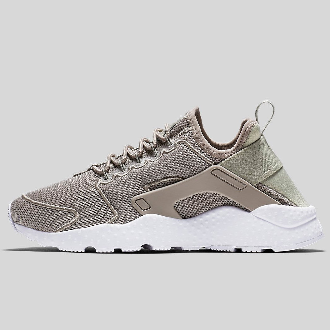 Nike Wmns Air Huarache Run Ultra BR Pale Grey White Glacier Blue (833292-003
