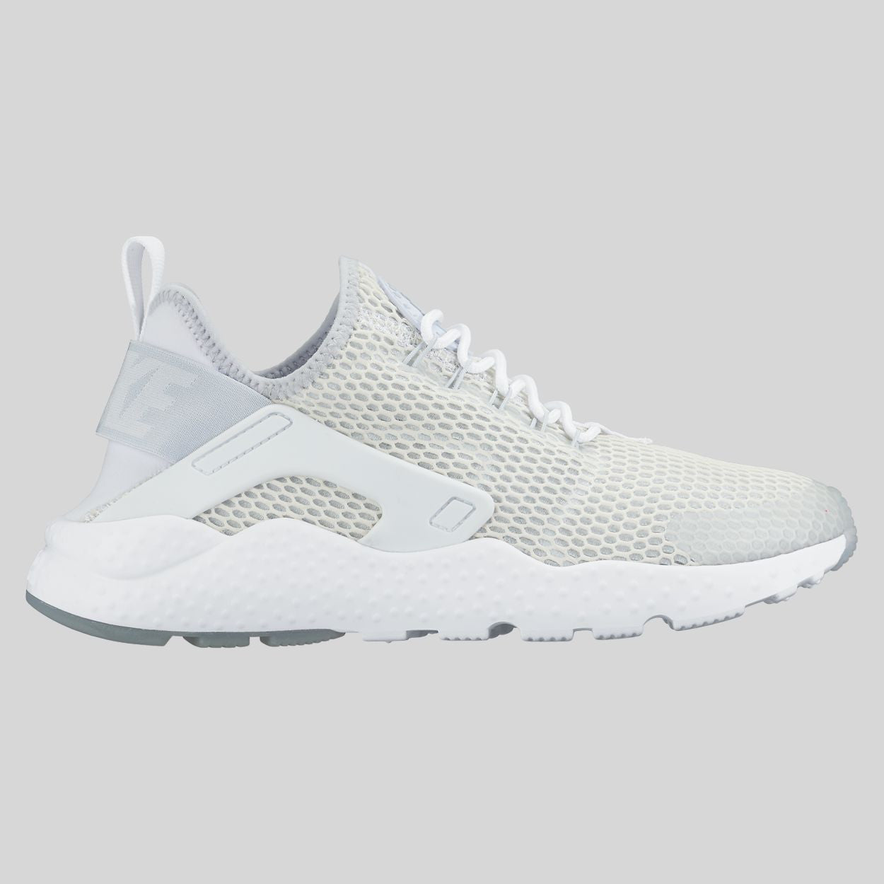 Nike Wmns Air Huarache Run Ultra BR White Pure Platinum (833292-100)