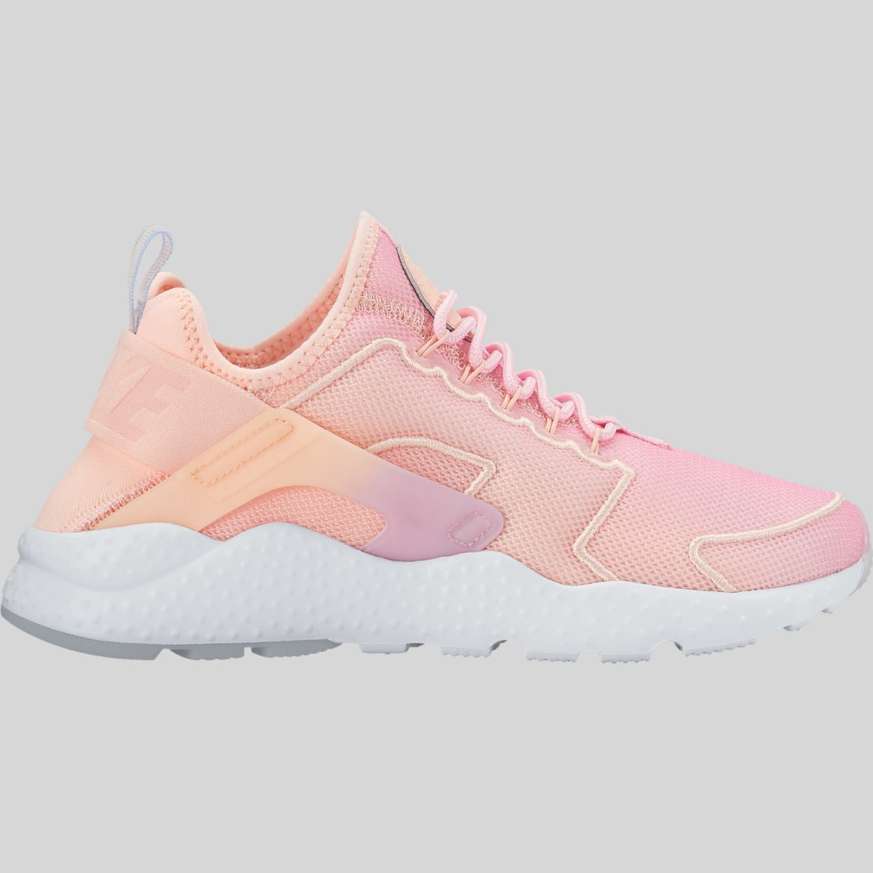 finest selection 19d2f 6aab9 Nike Wmns Air Huarache Run Ultra BR Orchid Sunset Glow White (833292-501)