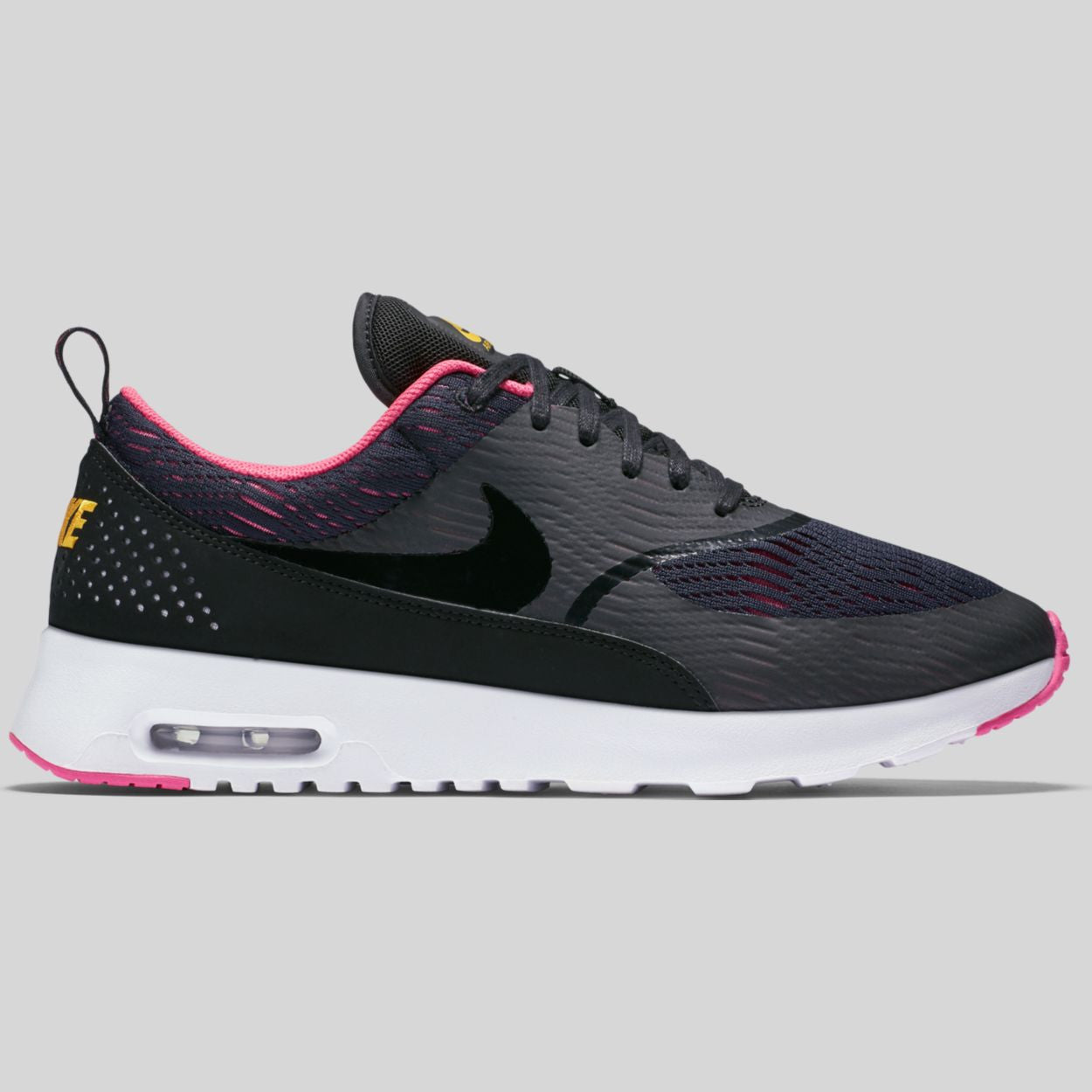 nike air max thea black and pink