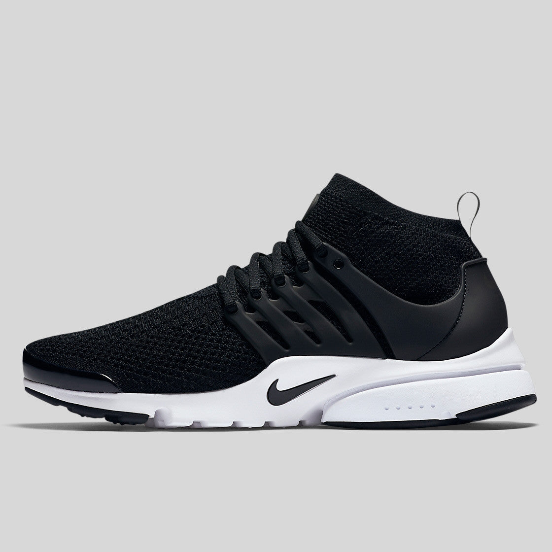 170e9c3332d Nike Air Presto Flyknit Ultra Black White (835570-001)
