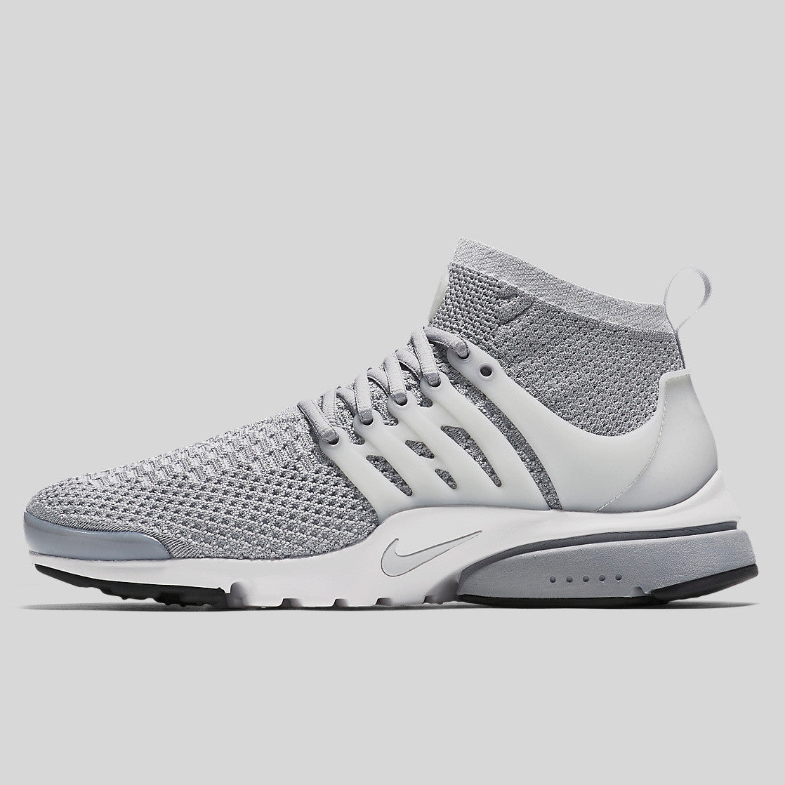 best sneakers 1f493 9bd5a Nike Air Presto Flyknit Ultra Wolf Grey Pure Platinum White (835570-002)