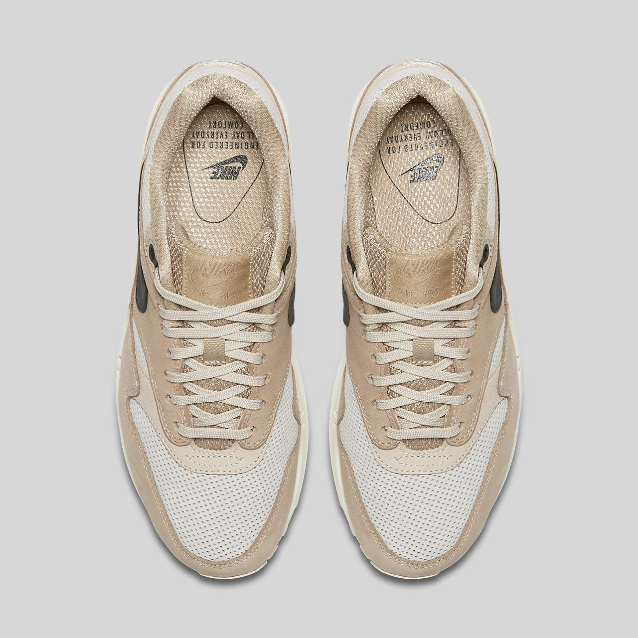 7c951ed43cd9 Nike Wmns Air Max 1 Pinnacle Mushroom. Item Number  839608-201