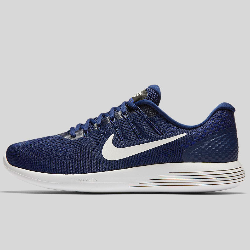detailed look d33b2 5e7c8 Nike Lunarglide 8 Binary Blue Summit White Black (843725-404)