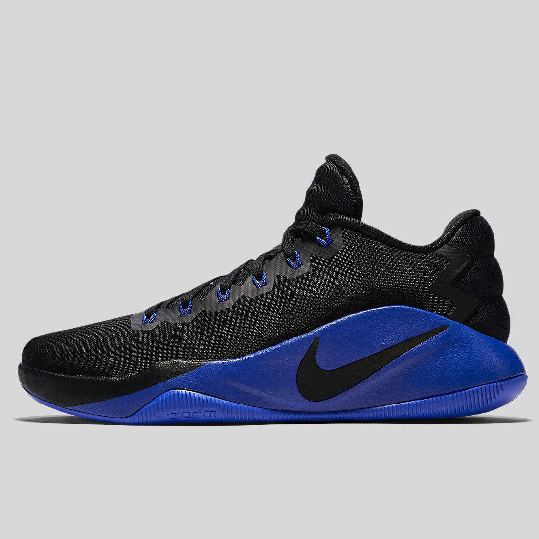 Nike Hyperdunk 2016 Low EP Black Game Royal Dark Grey (844364-040 ... 9cf19ae24