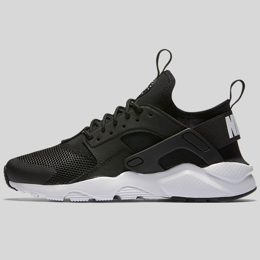 a6c66edc53ed4 Nike Air Huarache Run Ultra (GS) Black White (847569-002)