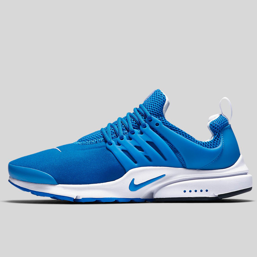 check out d1f03 0c68b Nike Air Presto Essential Photo Blue White Black (848187-401)