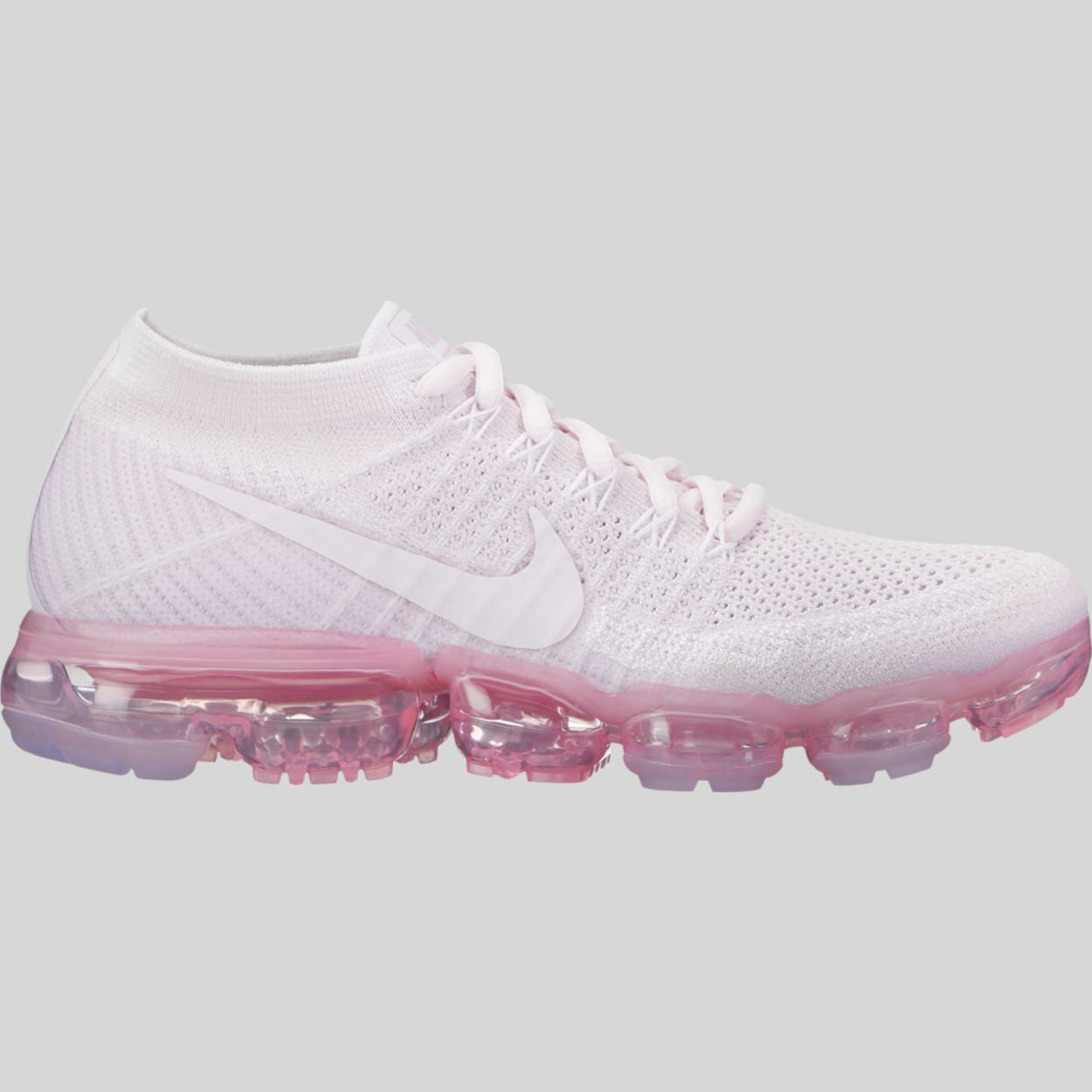 Nike Wmns Air Vapormax Flyknit Light Violet White (849557-501)  ec64738bf5