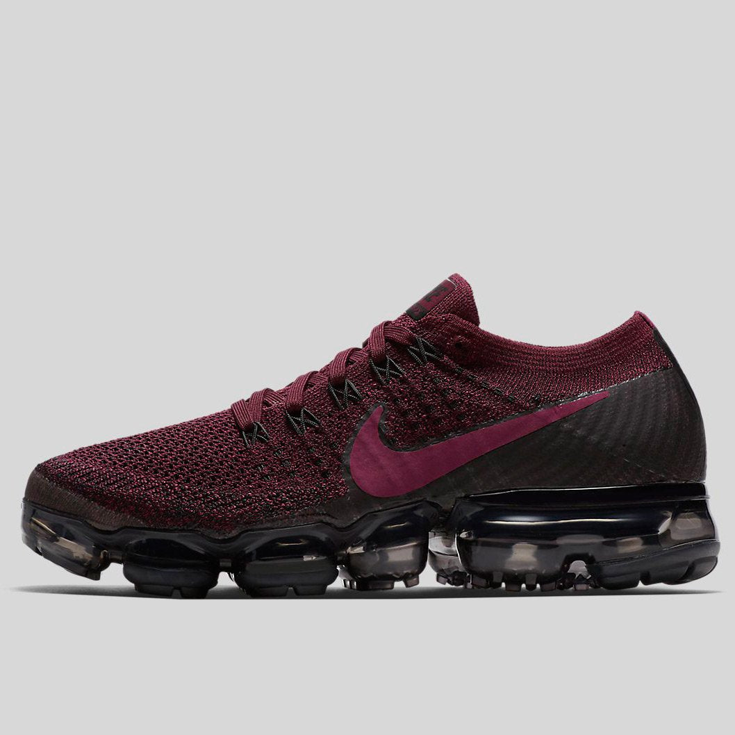 d9cbfd4f0a Nike Wmns Air Vapormax Flyknit Bordeaux Tea Berry-Black-Anthracite (849557- 605