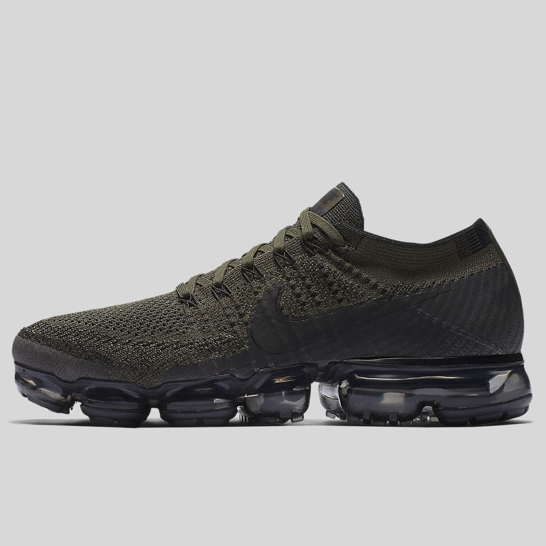 0785f3ef38 Nike Air Vapormax Flyknit Cargo Khaki Black Medium Olive (849558-300) |  KIX-FILES