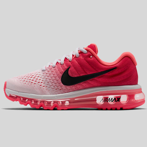 cheap for discount 4ee7c 2ad02 Nike Wmns Air Max 2017 White Black Hot Punch (849560-103)