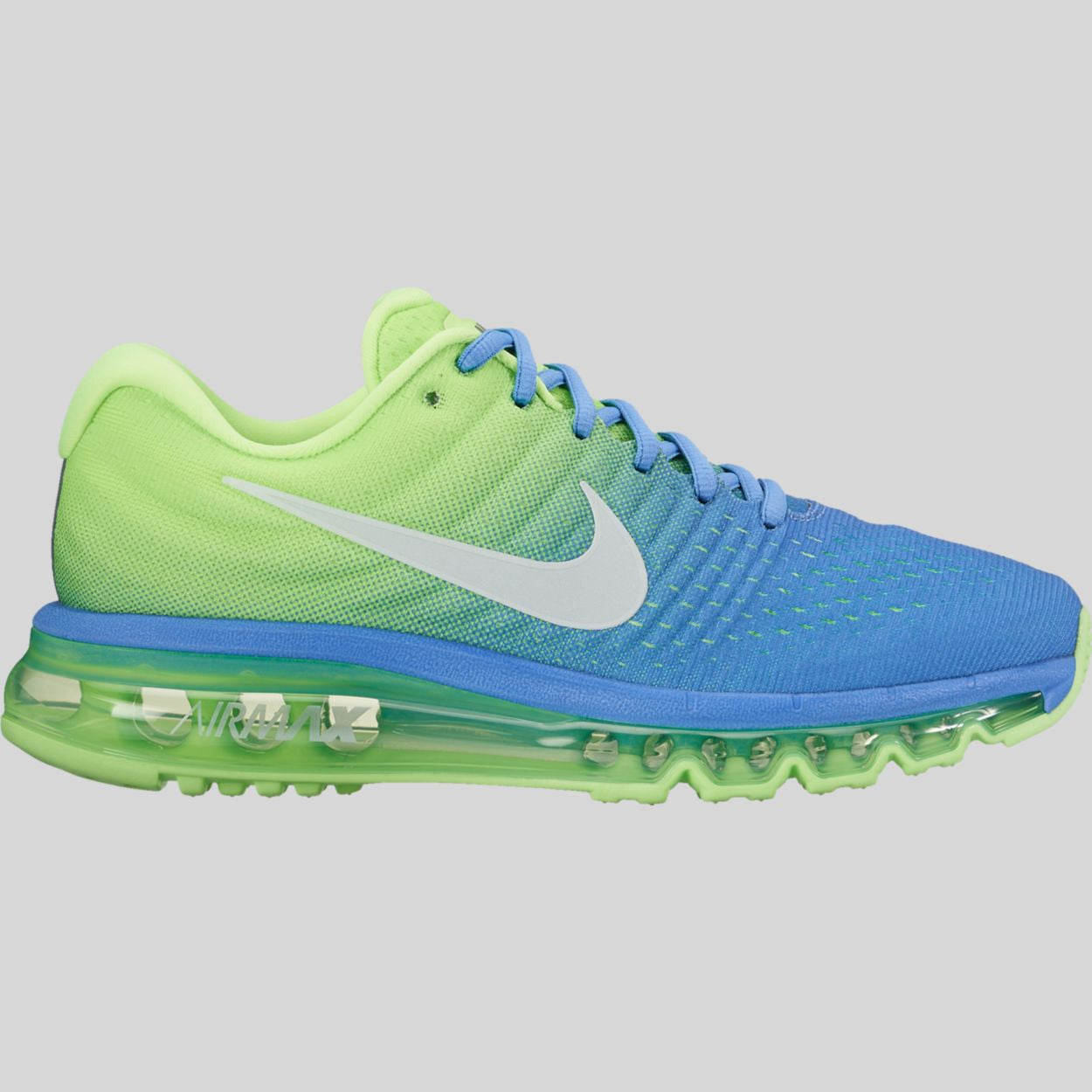half off eacf5 d332c Nike Wmns Air Max 2017 Polar White Ghost Green