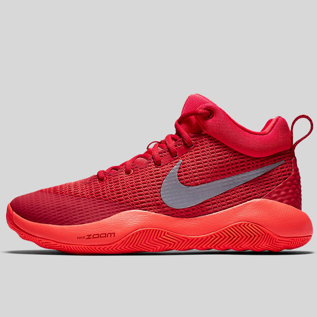 half off ccf15 6f390 Nike Zoom Rev EP University Red Reflect Silver (852423-601)