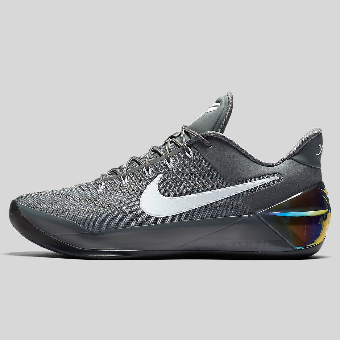 the latest 54125 e94b5 Nike Kobe A.D. EP Cool Grey White Black (852427-010)   KIX-FILES