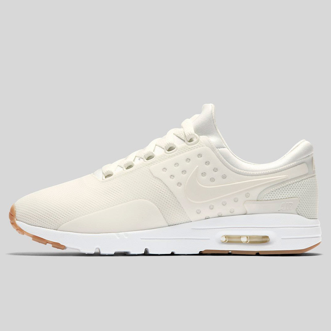 the latest 8498d f13ca Nike Wmns Air Max Zero Sail Gum Light Brown (857661-105)