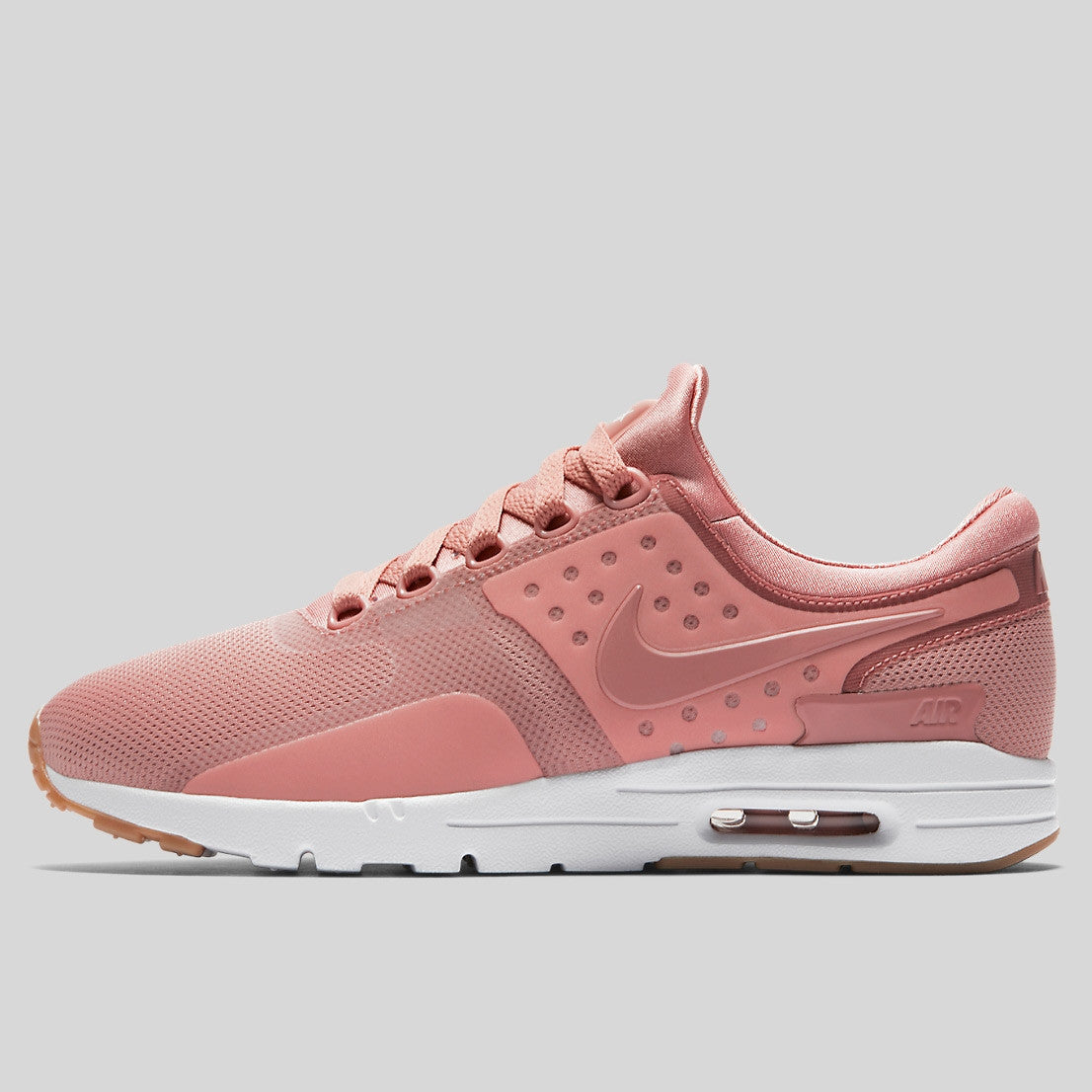 premium selection 28fae 34c5b Nike Wmns Air Max Zero Red Stardust