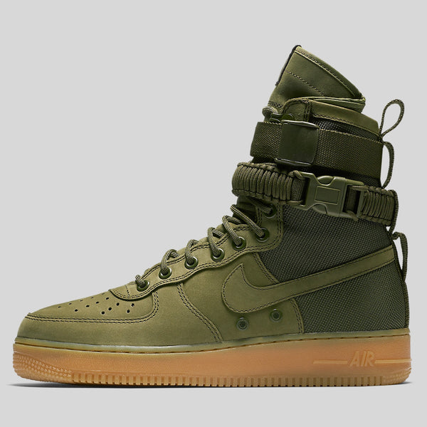 Nike SF AF1 Special Field Air Force 1 Faded Olive (859202-339) | KIX
