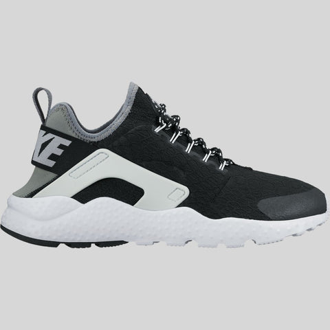 pretty nice f2fad 507c4 Nike Wmns Air Huarache Run Ultra SE Black Cool Grey Pure Platinum  (859516-002