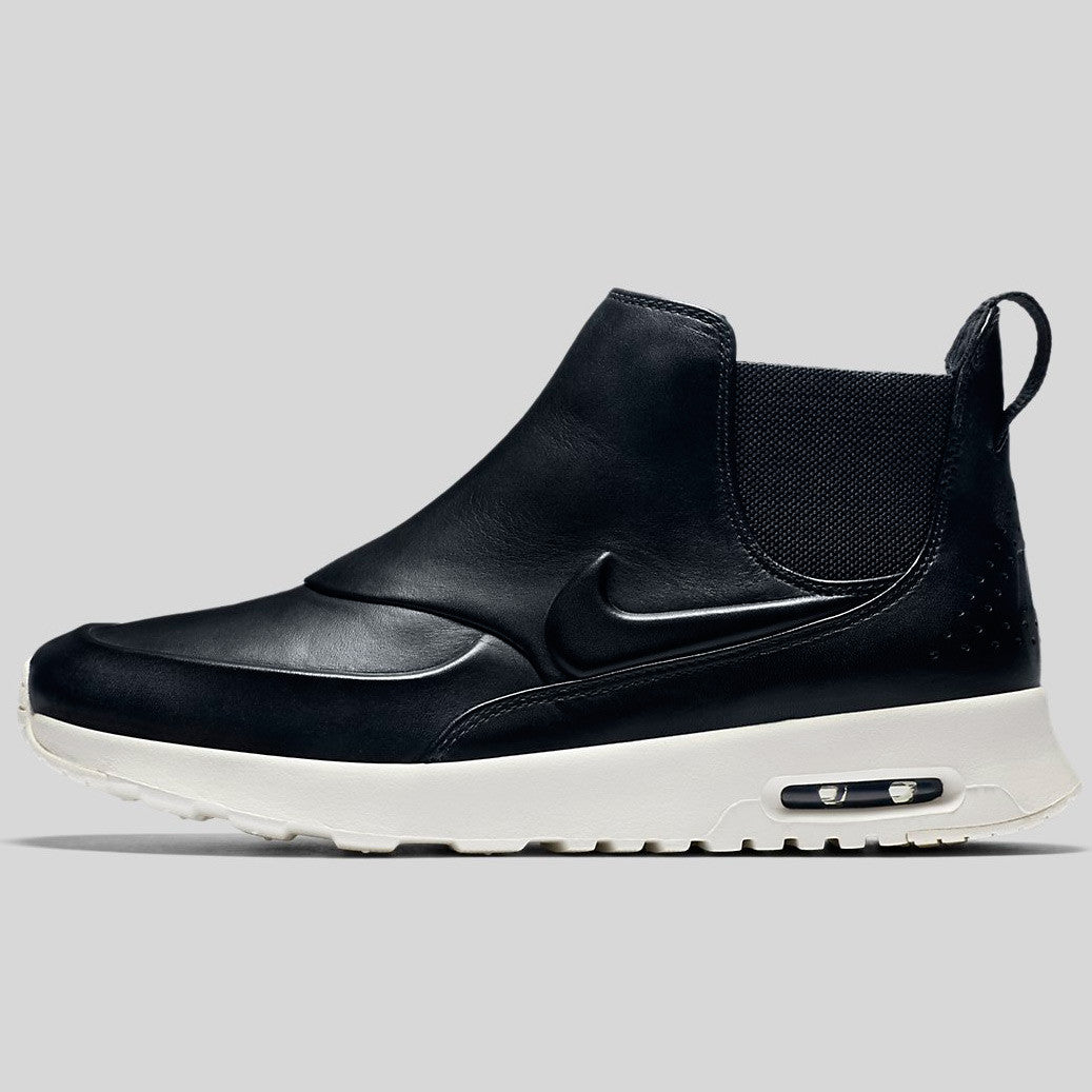 Nike Wmns Air Max Thea Mid Black Sail Reflect Silver (859550-001)