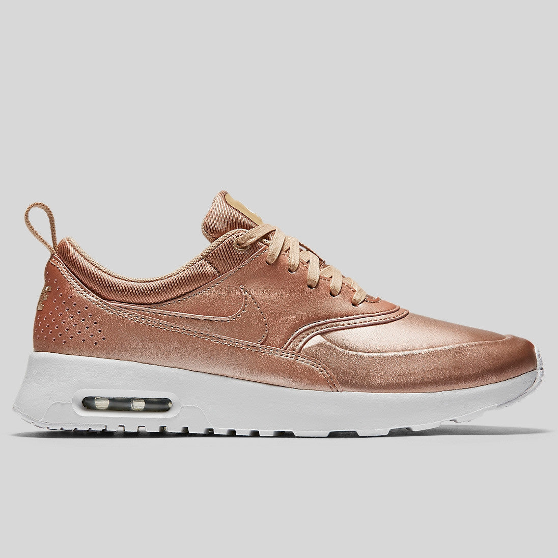 1ced0ecee6 Nike Wmns Air Max Thea SE Metallic Red Bronze Summit White (861674-902)
