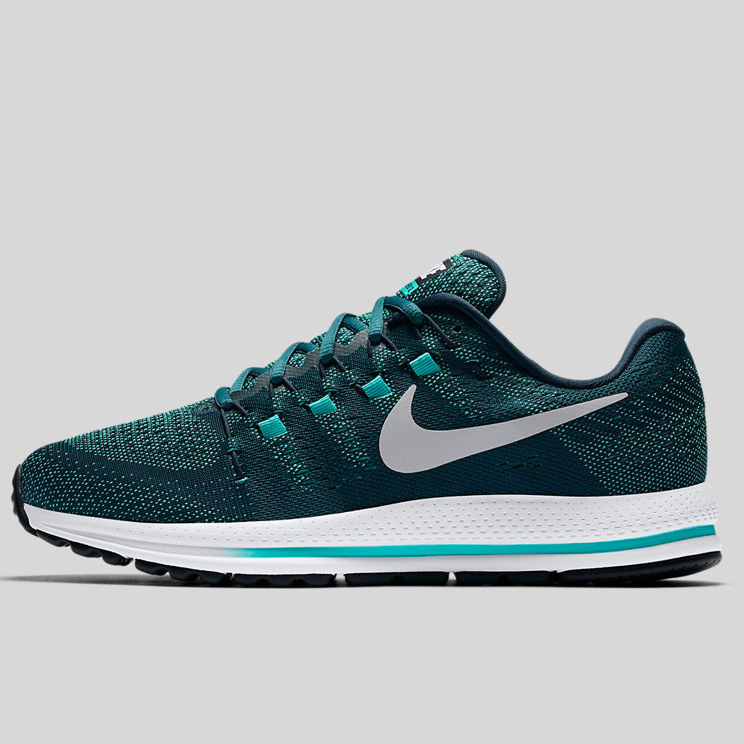 buy online a6747 307b9 Nike Air Zoom Vomero 12 Space Blue Pure Platinum Clear Jade (863762-406)