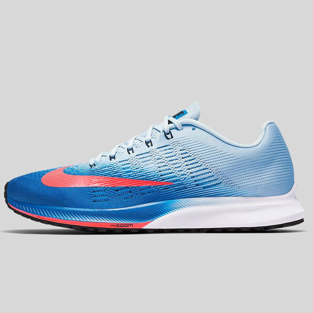 plus récent e4a21 9801a Nike Air Zoom Elite 9 Blue Jay Solar Red