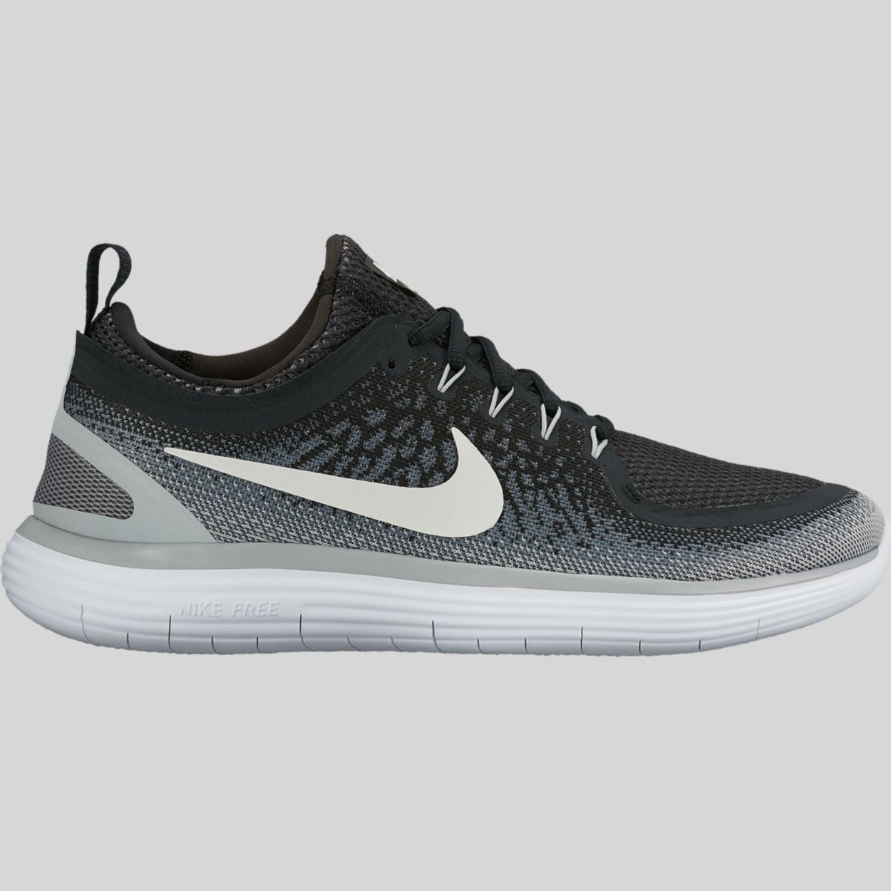new style 525d5 d113e Nike Free RN Distance 2 Black White Cool Grey Dark Grey