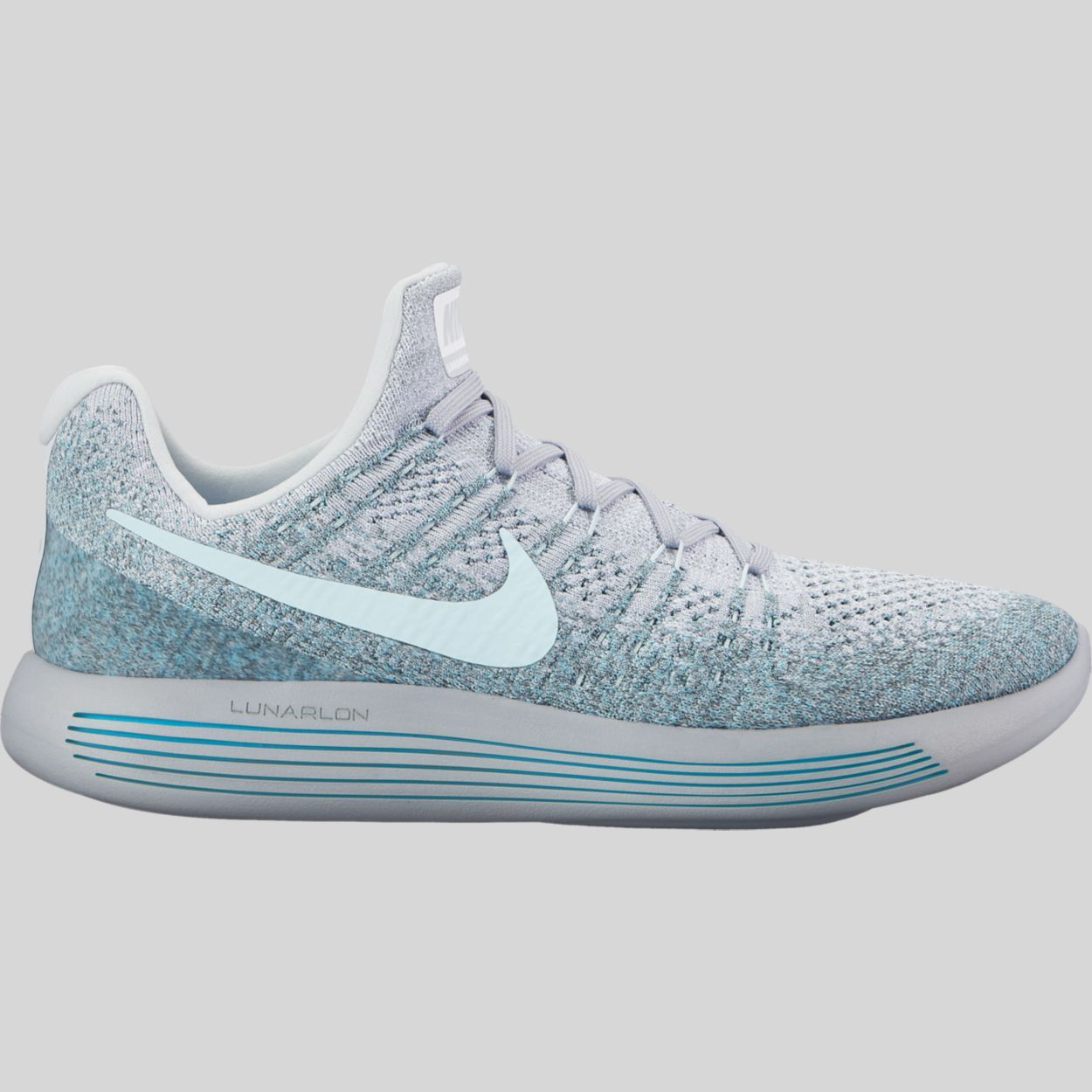 252563203b7c Nike LUNAREPIC LOW FLYKNIT 2 Pure Platinum Pure Platinum-White (863779-008)