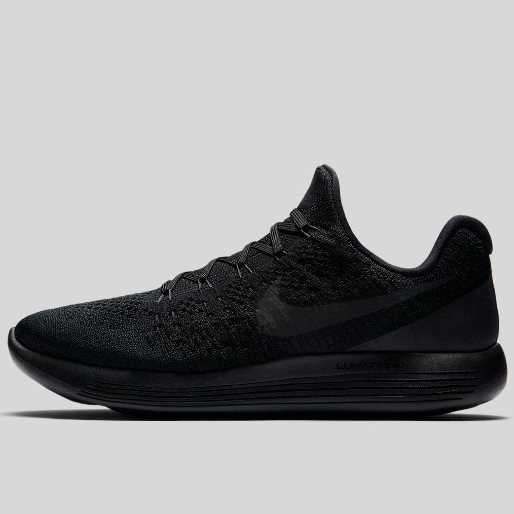 the best attitude 16784 230bd Nike LUNAREPIC LOW FLYKNIT 2 Black Black-Racer Blue-Anthracite