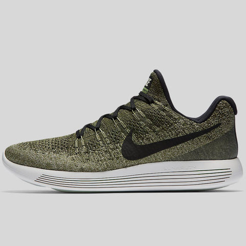 Nike Lunarepic Low Flyknit 2 Rough Green Black Palm Green Pale Grey (863779- 300 bb248b38c2