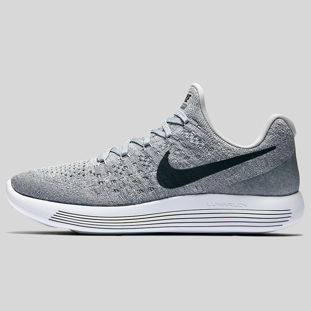 f1ff12d94dc Nike Wmns Lunarepic Low Flyknit 2 Black White Anthracite (863780-001 ...