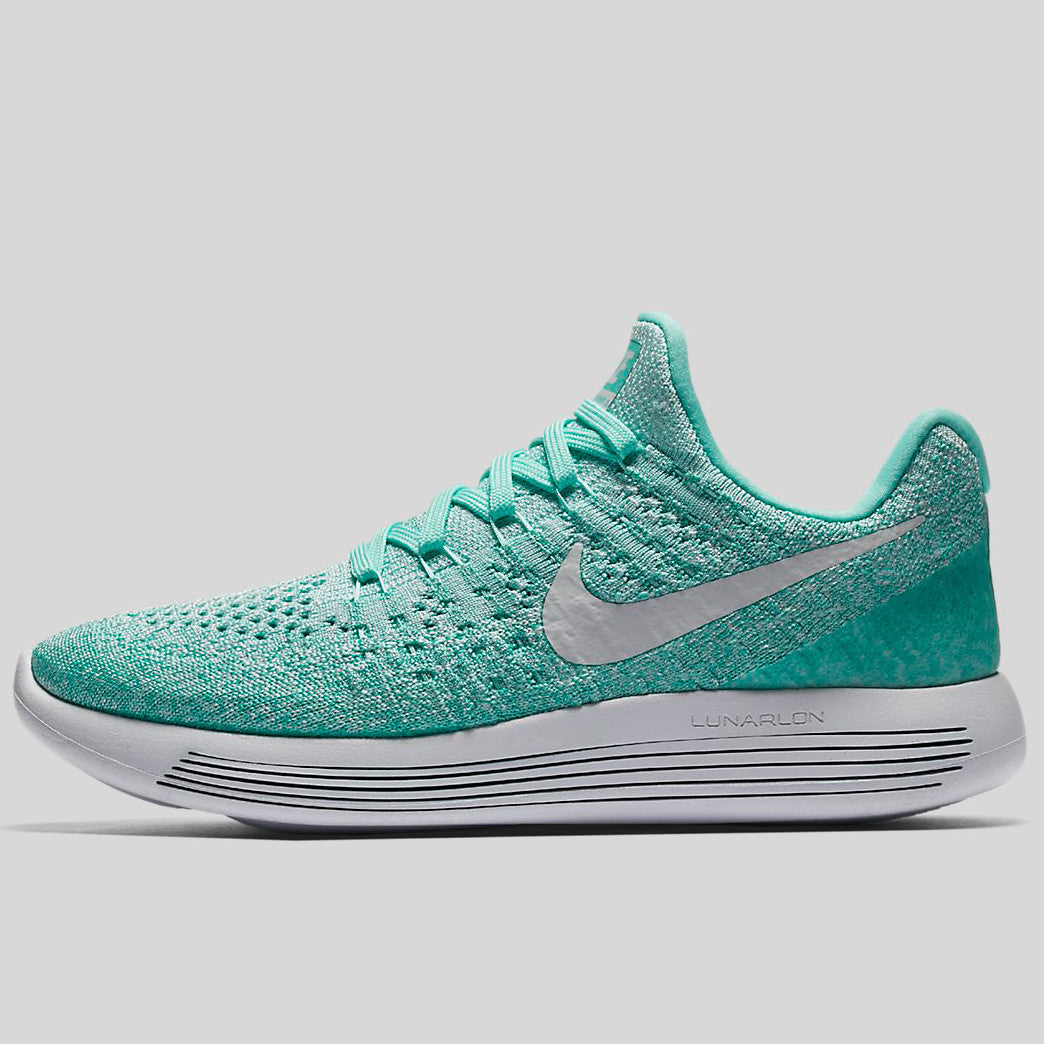 new styles 6e3b8 4de55 Nike Wmns Lunarepic Low Flyknit 2 Hyper Turquoise Pure Platinum Igloo