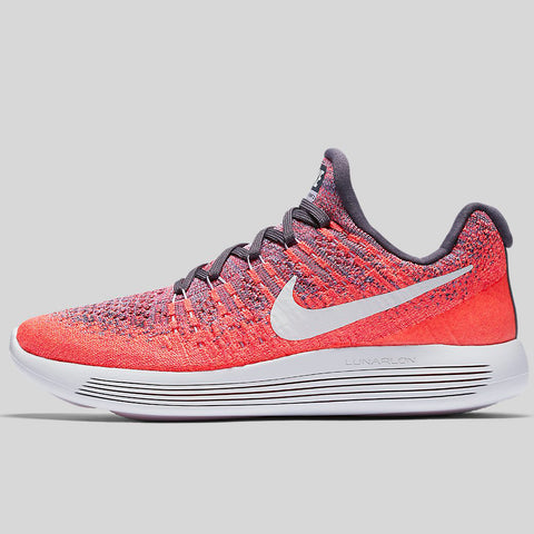 sports shoes 8e822 cf19d Nike Wmns Lunarepic Low Flyknit 2 Dark Raisin White Purple Earth (863780-500 )