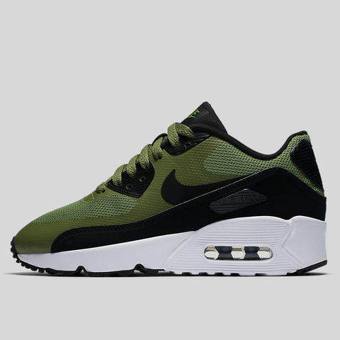 4ff407bc099 Nike Air Max Ultra 2.0 (GS) Plam Greem Black White