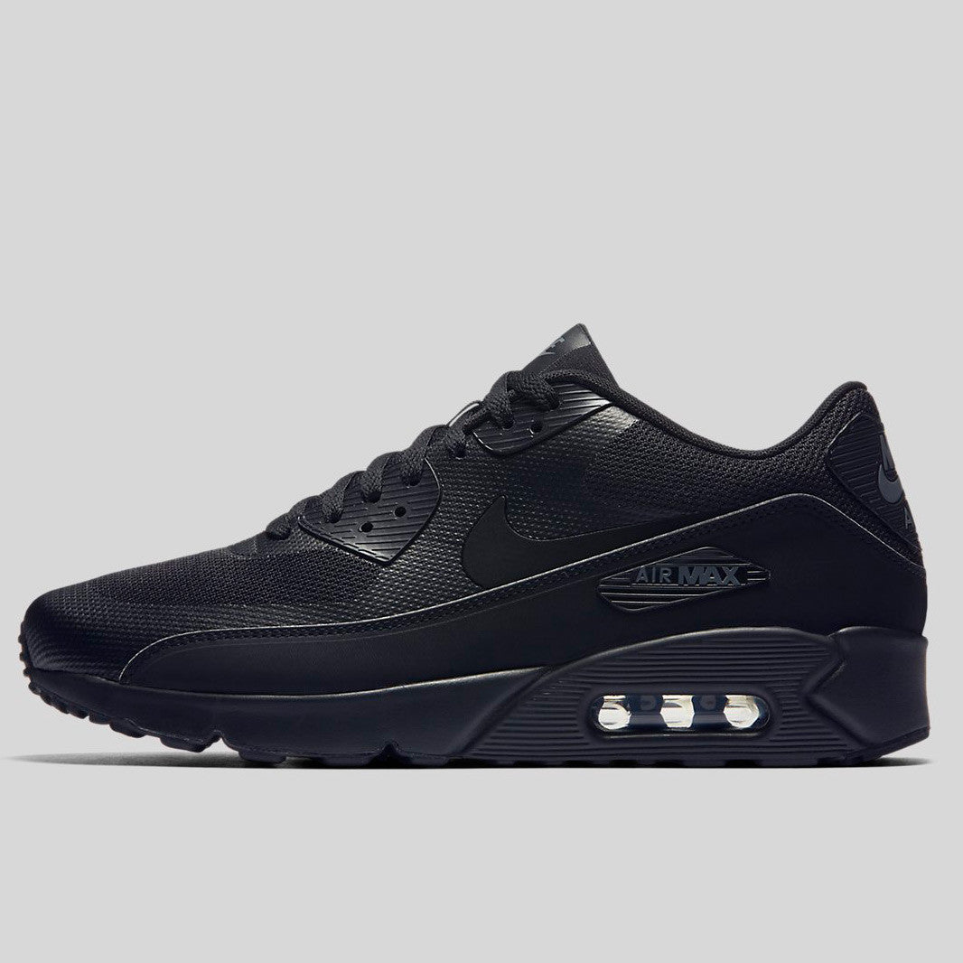 0564bf7c98 Nike Air Max 90 Ultra 2.0 Essential Black Dark Grey (875695-002 ...