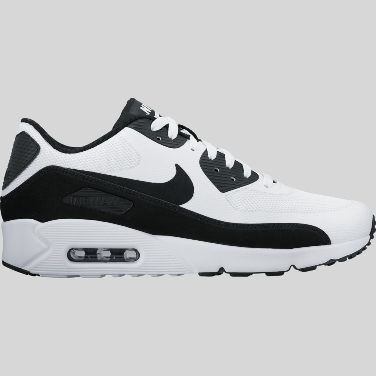 size 40 e90eb c0541 Nike Air Max 90 Ultra 2.0 Essential White Black