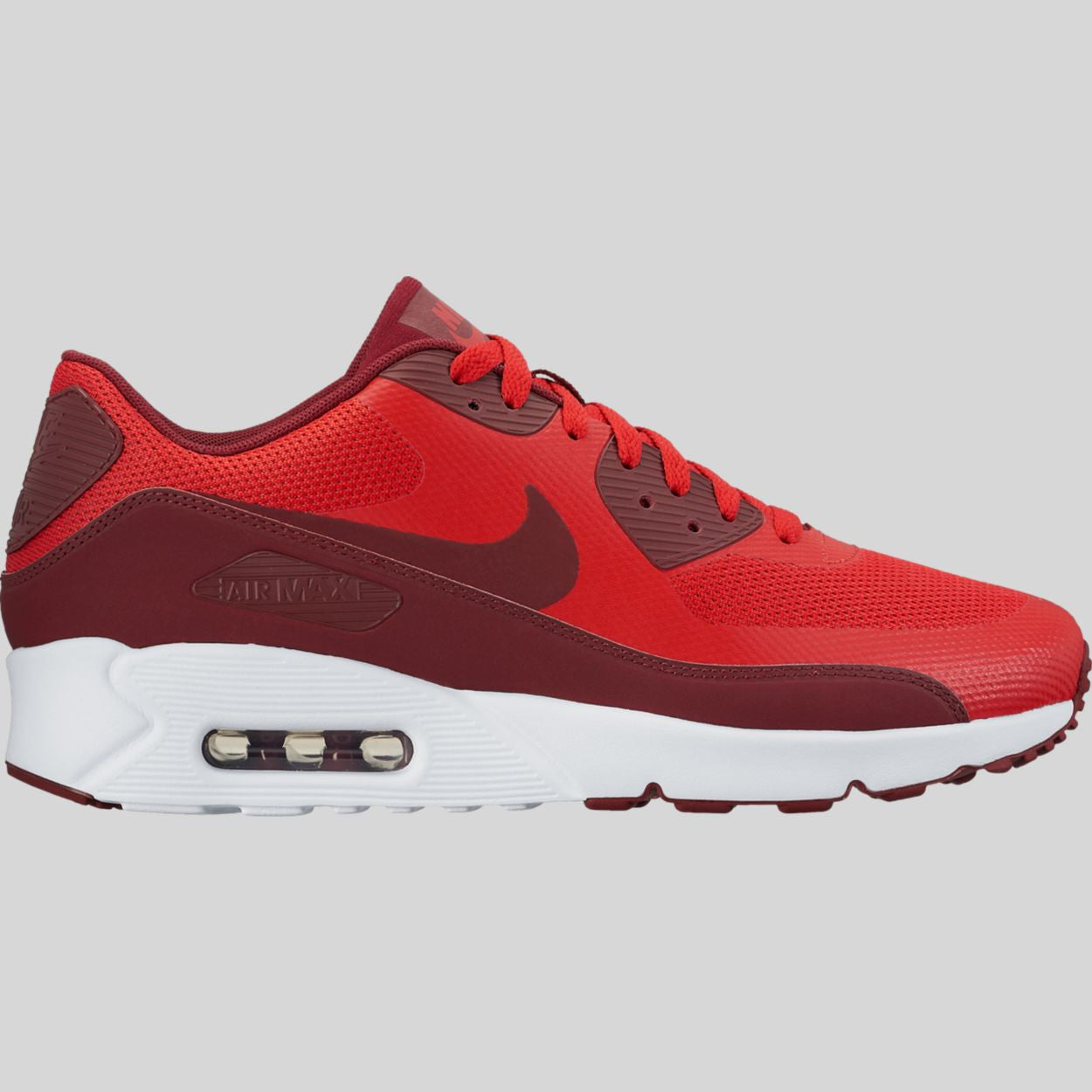 ac7f1f9800d Nike Air Max 90 Ultra 2.0 Essential University Red Team Red White (875695- 600