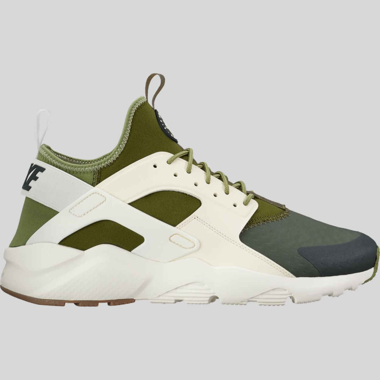 Nike Air Huarache Run Ultra SE Palm Green Sail Legion Green (875841-300) 1e4df9d8cf