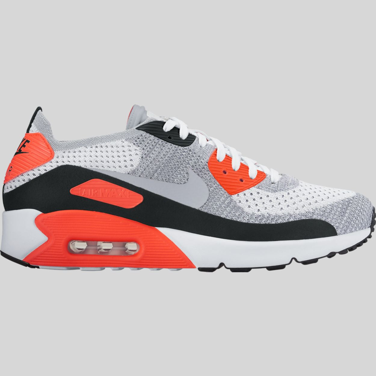new product 7688b 6bf35 Nike Air Max 90 Ultra 2.0 Flyknit Infrared