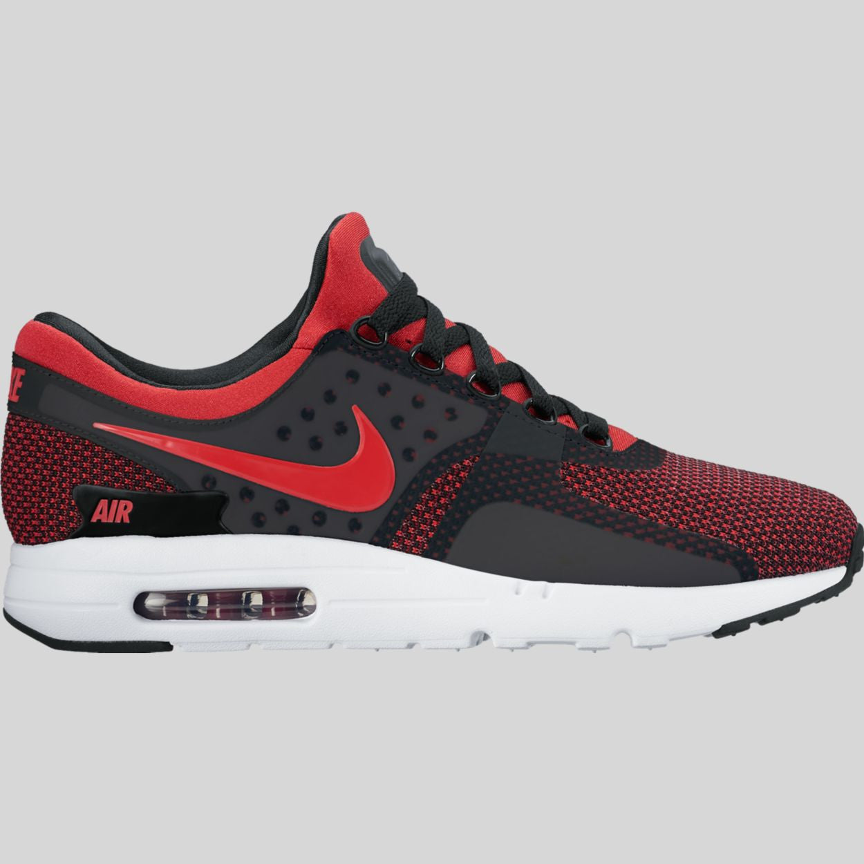 timeless design 9ee1e b66eb Nike Air Max Zero Essential University Red Black