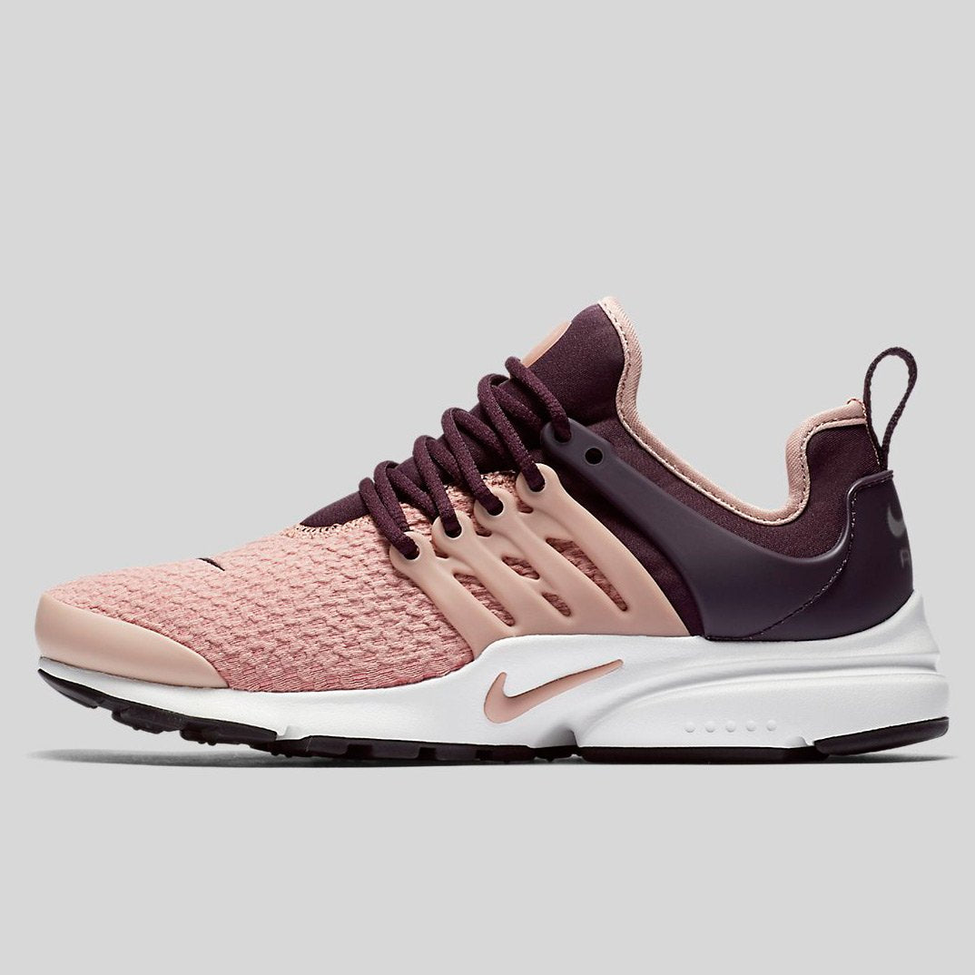 more photos e6aa5 b6a4c Nike Wmns Air Presto Port Wine Particle Pink-Summit White