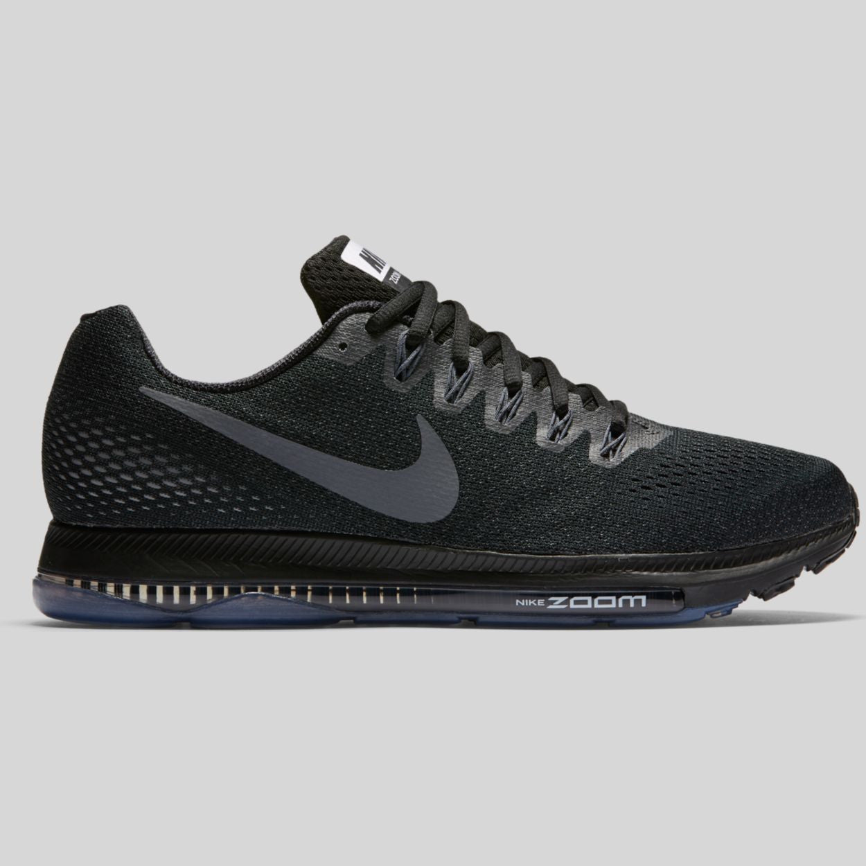 Nike Zoom All Out Low Black Dark Grey Anthracite White (878670-001 ... 05ddf0bfc780
