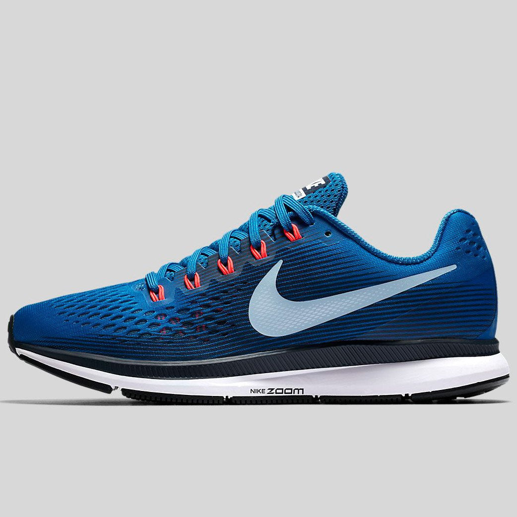67147c3da0c2 Nike Air Zoom Pegasus 34 Blue Jay Light Armory Blue (880555-402 ...