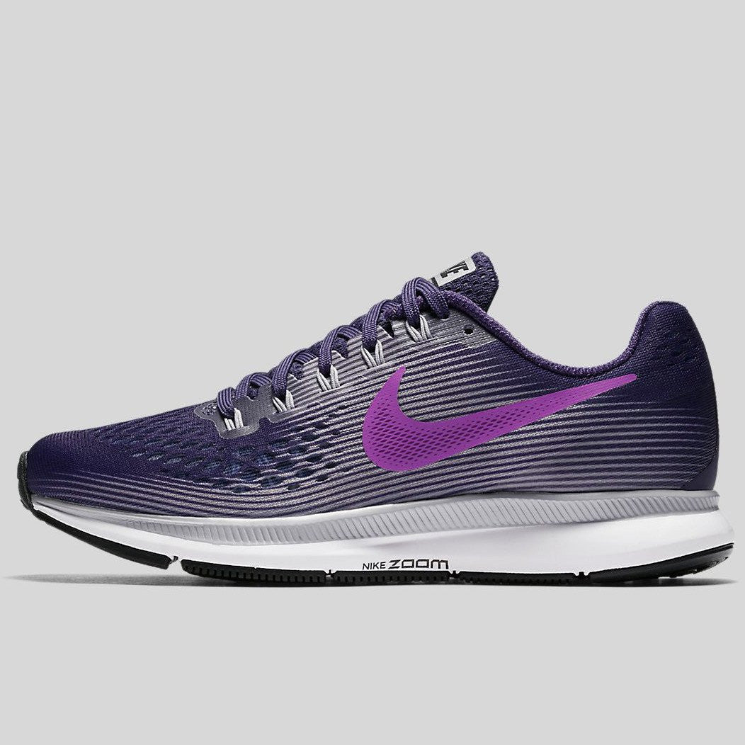 07ddc45080f ... best price nike wmns air zoom pegasus 34 ink hyper violet provence  purple 880560 500 73b6c