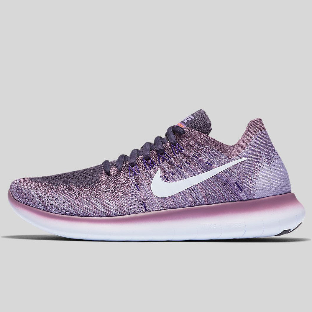 the best attitude 069d1 eb902 Nike Wmns Free RN Flyknit 2017 Dark Raisin Palest Purple Violet Dust